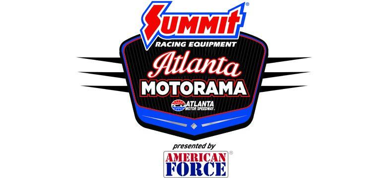 10/16/21 - Summit Racing Equipment Atlanta Motorama Presented by American Force Wheels