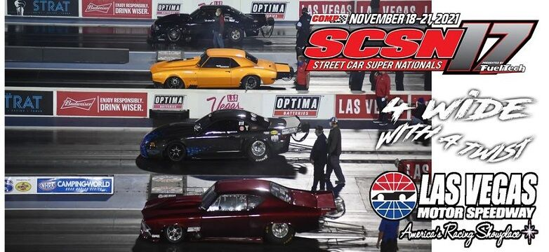11/18/21 - COMP Cams SCSN 17 Presented by FuelTech