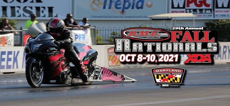 10/8/21 - XDA - DME Racing Fall Nationals at MDIR