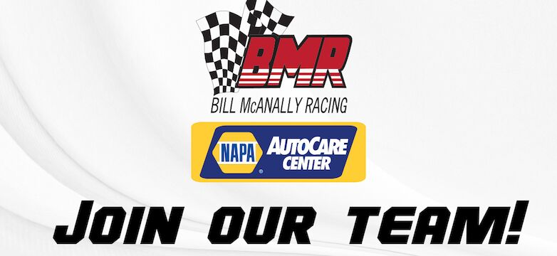 JOIN OUR TEAM @ All American Speedway/BMR