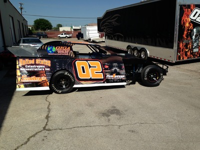 2013 Clonch racing chassis