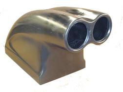 dragster double barrel Scoop, fiberglass   for sale $365