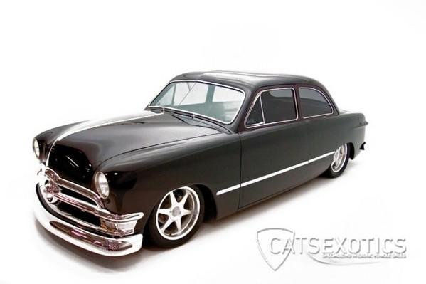 1950 Ford Resto Mod