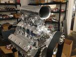 14-71 Billet BB Chevy pkg w Carbs , Scoop