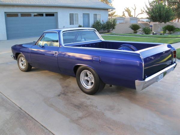 1966 Chevrolet El Camino  for Sale $42,500
