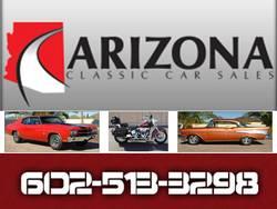 Arizona Classic Car Sales