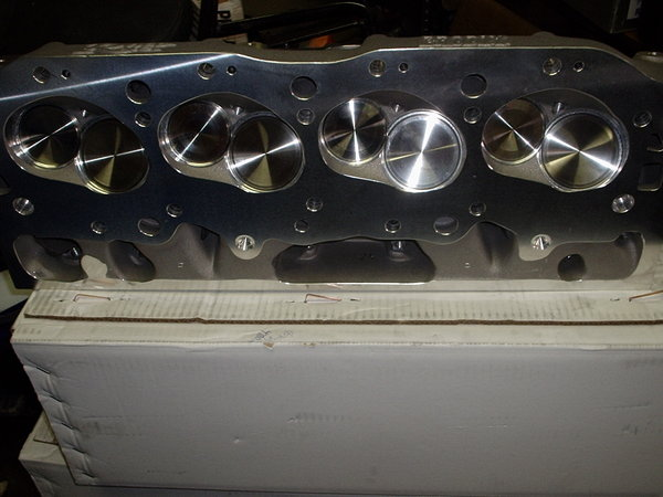 New BRODIX ALUMINUM HEADS BB-2 BB-2Xand BB/3  for Sale $1,250