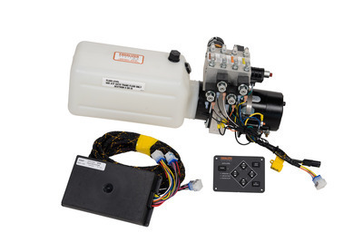 Heavy Duty 4 Point Automatic Leveling System  for Sale $5,098