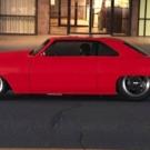67 Chevy II Nova Pro Street Pro Touring