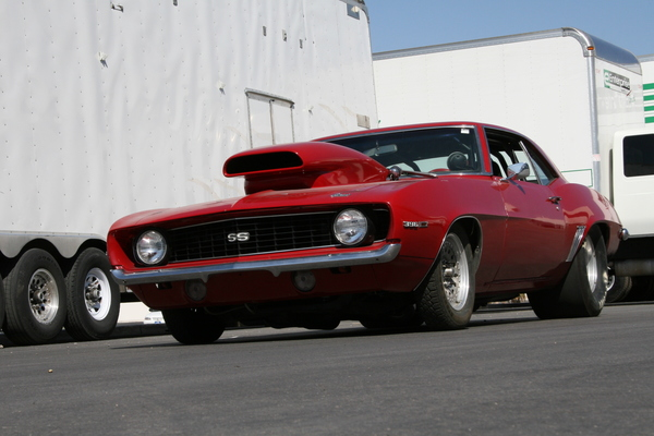 1969 Chevy Camaro SS  for Sale $61,000