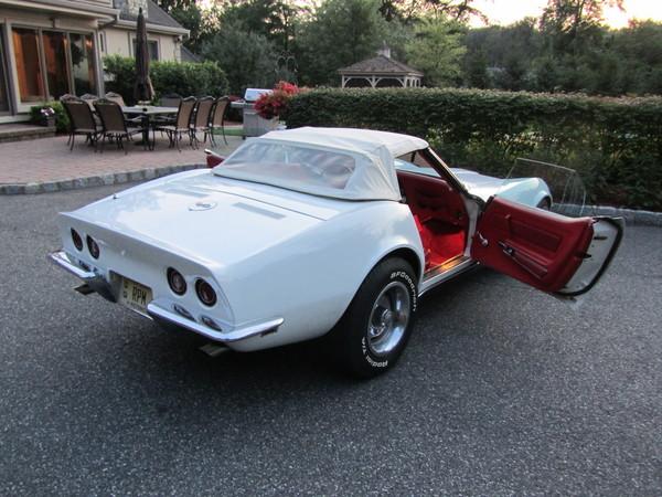 1969 Corvette AllOriginal smallblock 43kmiles  for Sale $30,000