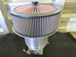DOMINATOR AIR CLEANER VELOCITY STACK