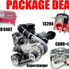 TORQSTORM SUPERCHARGER SYSTEM FOR BIG BLOCK CHEVY COMBO