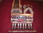 Mopar BB/SB Super Stock & Stock Cylinder head kit.