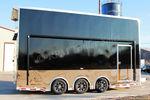 22' Custom Aluminum Stacker Trailer - 11455