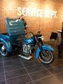 1963 Harley Davidson Servi Car
