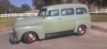 1952 Chevrolet Suburban  for sale $37,900
