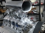 BB Chevy 10-71 TBS Blower and Carb setup