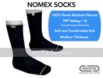 Fire Resistant Nomex Socks by PROFOX  for sale $29