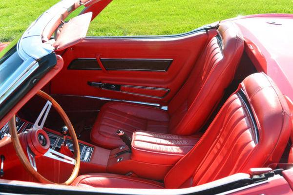 1971 Chevrolet Corvette  for Sale $59,000