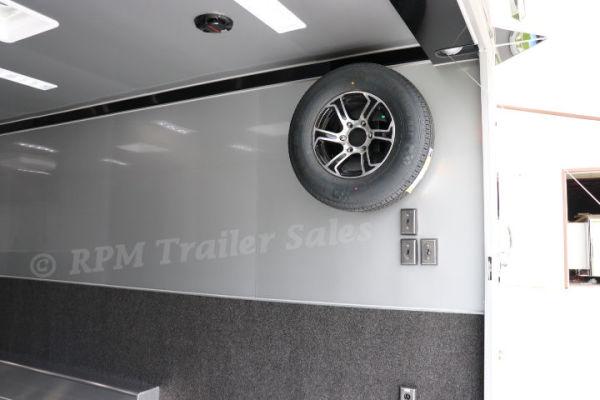 24' inTech Aluminum Race Car Trailer