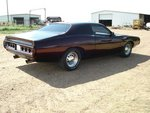 1973 Dodge Charger. Fully restored and custom