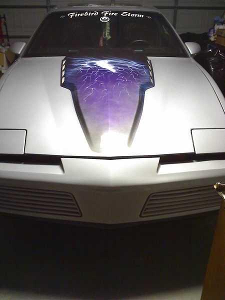 Pontiac FireStorm  for Sale $16,000