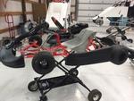 Intrepid Italian Made and Designed Racing Go Kart with Preda