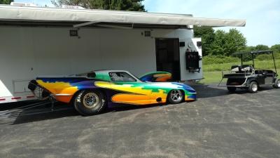 1966 Corvette Pro Nitrous