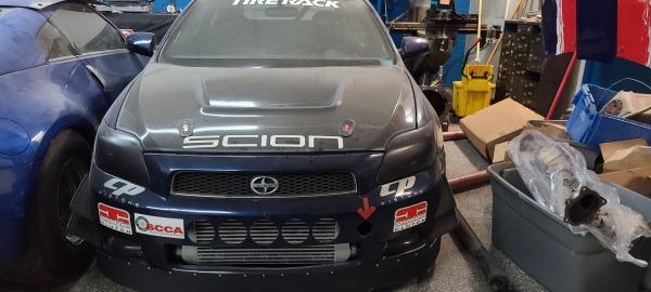2005 Scion tC Autox/Time Attack car  for Sale $10,000