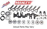 Manley SBC 434 BALANCED Rotating Assembly