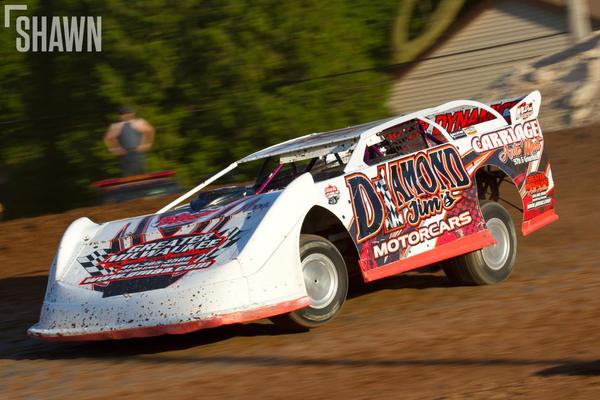 2009 Wild Inc. Late Model - Complete Roller