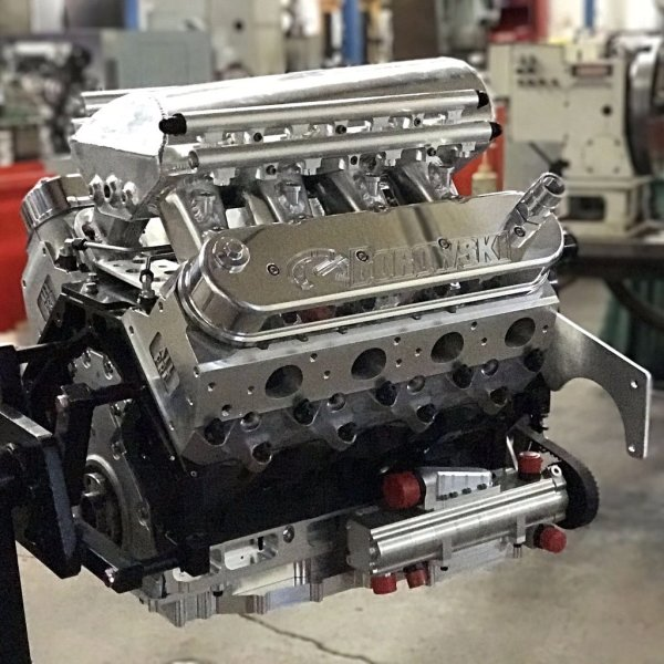 All Pro LS7 Cylinder Heads for Big Boost  for Sale $7,090