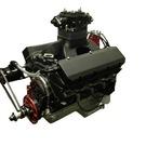 632 SR20 RACE ENGINE