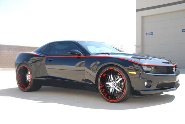 2010 Chevrolet Camaro  for Sale $55,000