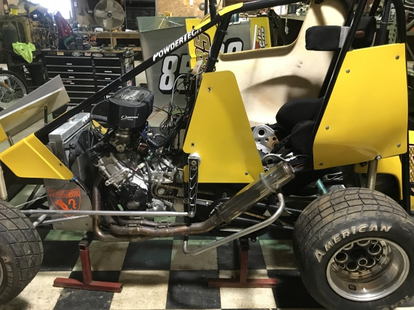 2014 Henchcraft with 2016 gsxr 1000  for Sale $10,000