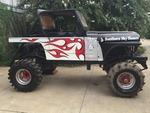 1986 Jeep CJ7 Mud Bogger