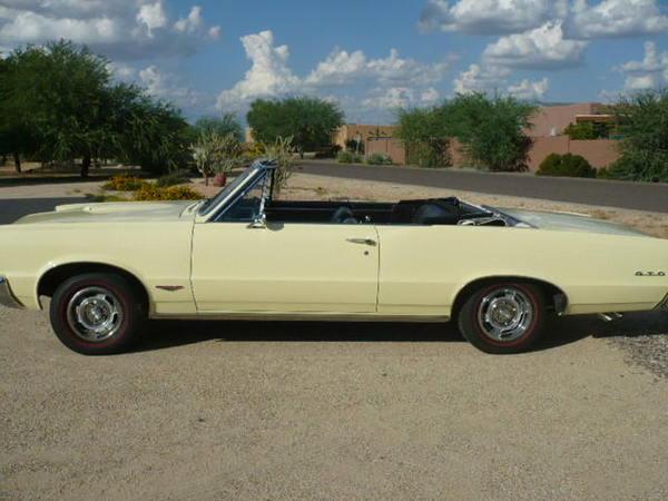 1965 Pontiac GTO  for Sale $65,669