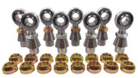 3/4 x 3/4 Chromoly 4 link Kit With 3/4 Cone & .250 Bung  for sale $283.80