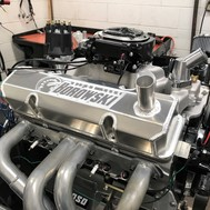 565 hp, 400 ci Small Block Chevy Engine with Holley EFI  for sale $12,250
