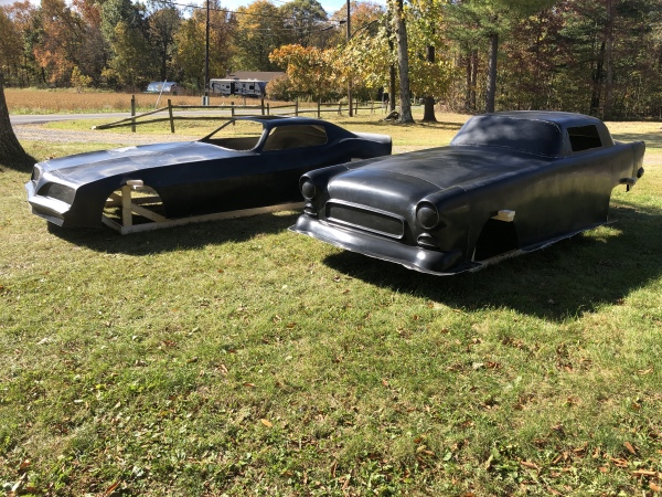 Funny car bodies   for Sale $3,000
