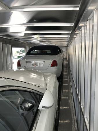 Sundowner 3 car Enclosed  for Sale $58,000