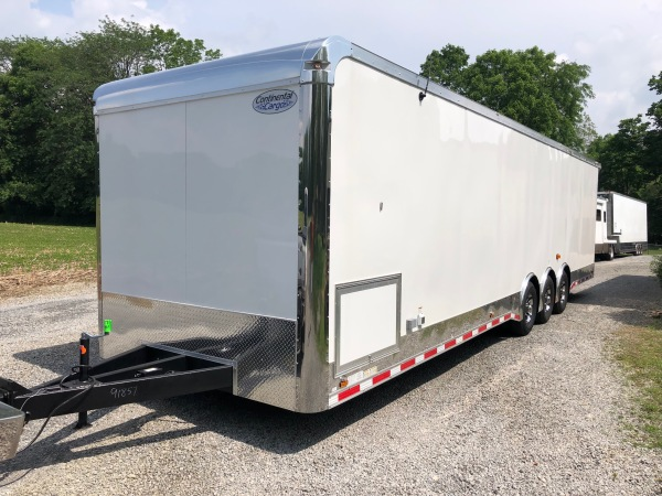 LOADED 34' CONTINENTAL CARGO  for Sale $39,895