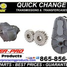 SCS Gearbox - QC Transfer Case, Transmissions