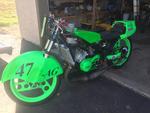 LSR Motorcycle