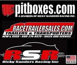 Ricky Sanders Race Trailer Sales / PitBoxes