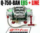 QUICK FUEL 750 AN MECH BLOW THROUGH Q-750E85BAN  for sale $1,078