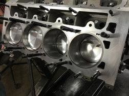 Dart LS Next Aluminum - Custom 427ci Short Block, LS3 or LS7  for sale $13,311