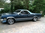 1986 CHEVY ELCAMINO  for sale $15,500
