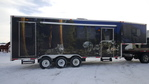 2000 Shadow 30' Toy Hauler with Living Quarters